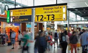Aeropuertos de Barajas, Stansted, Heathrow y Dubai