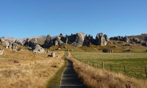 Arthur´s Pass National Park y sus tracks