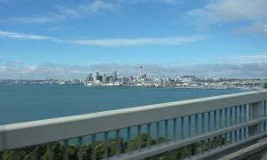 Auckland – Paseo de bienvenida