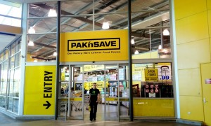 Gasolineras Pak N Save – La de la estampita