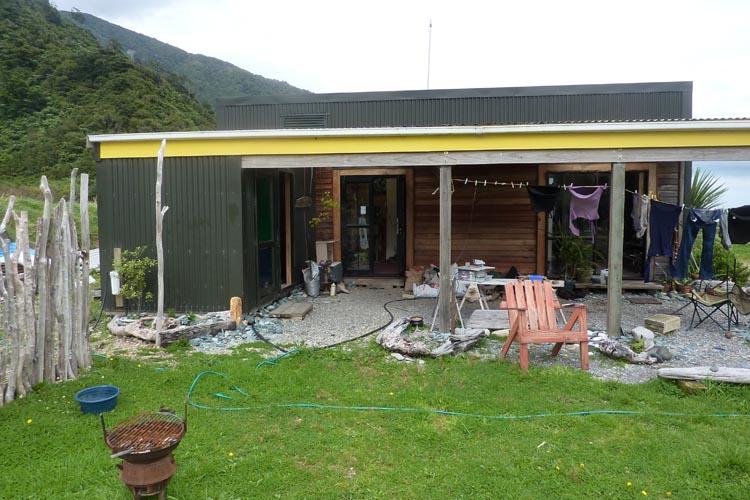Taller jade West Coast Nueva Zelanda
