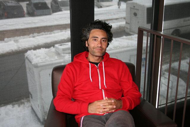 El director de cine Taika Waititi