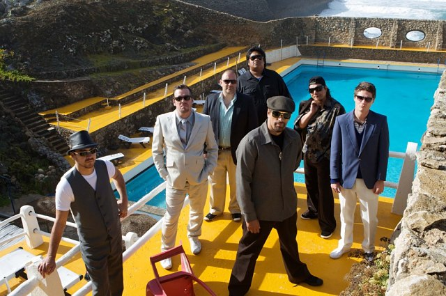 Fat Freddy´s Drop, música de Nueva Zelanda