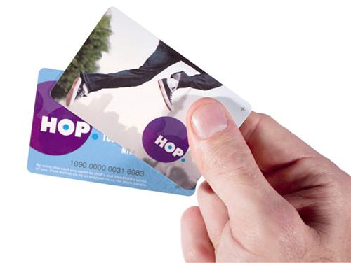 Con la tarjeta HOP dispondremos de descuentos en los medios de transporte de Auckland