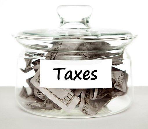 Los impuestos son como los carteros, siempre llaman dos veces