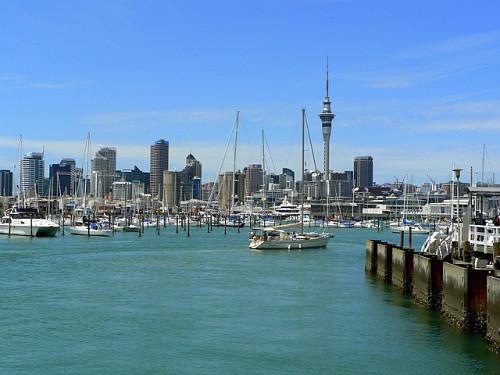 Auckland es uno de los primeros lugares que pisa quien se acerca a Nueva Zelanda con una Working Holiday Visa