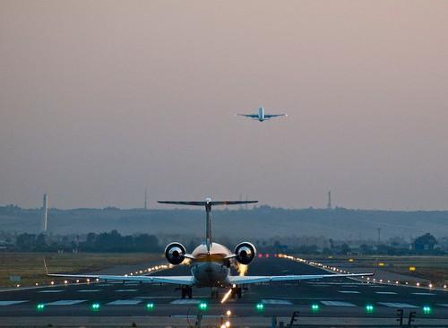 En Nueva Zelanda hay una considerable cantidad de compañías de avión