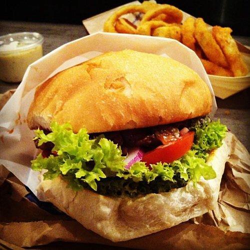 Fergburger de Queenstown, la mejor hamburguesa de Nueva Zelanda