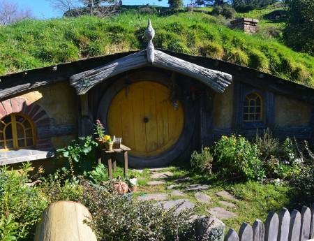 Viajar a Matamata, Hobbiton en 'El señor de los anillos'
