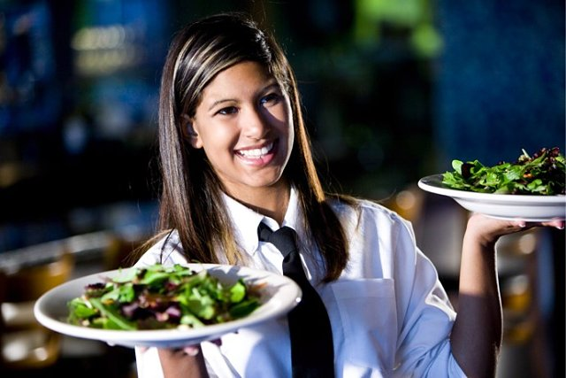 Trabajar de camarera en Queenstown