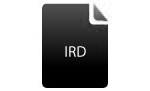 IRD-menu