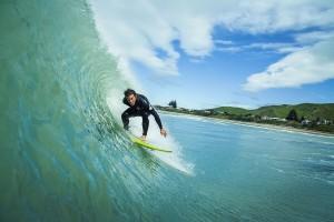 Surf en Nueva Zelanda - Atila de Dont't follow this bike