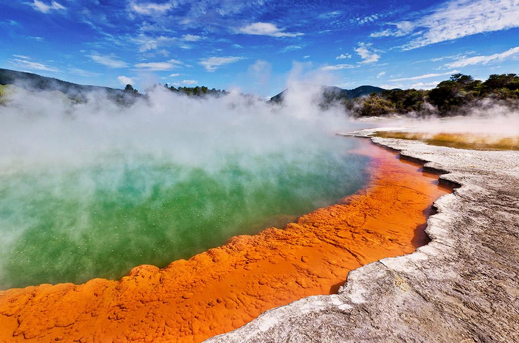 Viaje a Nueva Zelanda organizado y con guía en español
