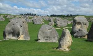 Elephant Rocks en North Otago