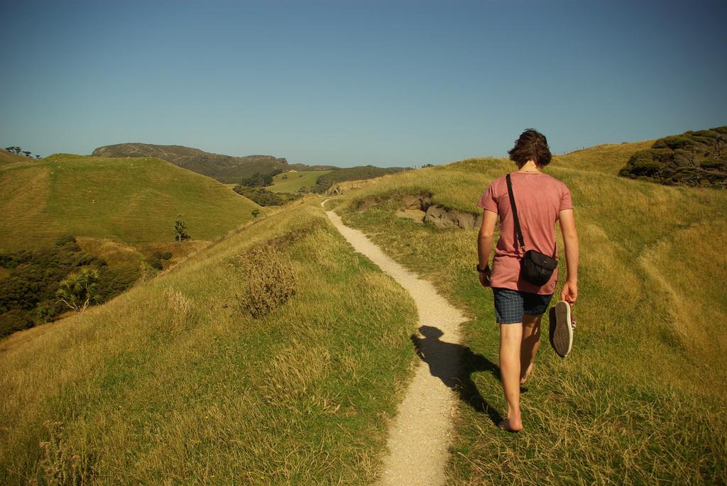 playa-wharariki-beach-camino-dunas-nueva-zelanda-comoserunkiwi