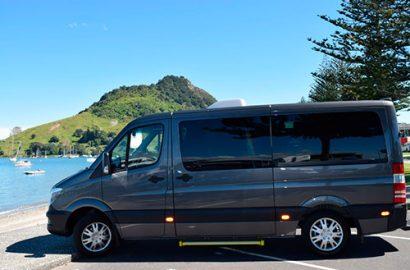 Autobús a Waiotapu