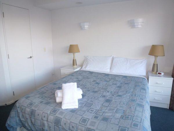 Habitación del apartamento Lakefront de Queenstown