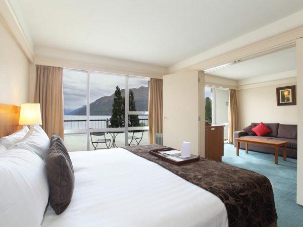 Habitación del hotel Rydges de Queenstown