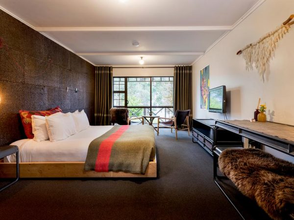 Habitación del hotel Sherwood de Queenstown