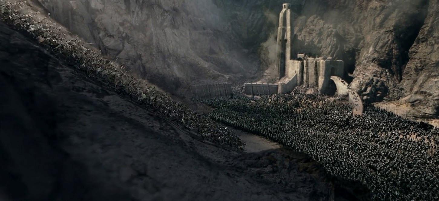 Batalla en el Abismo de Helm