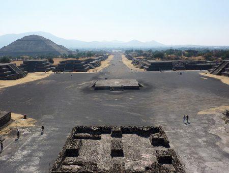 Pirámides de Teotihuacán, visita obligatoria desde Ciudad de México