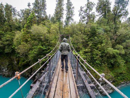 Los 9 grandes trekkings de Nueva Zelanda